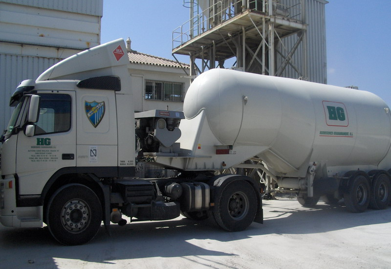 Hormigones morteros ridos for Cisternas de cemento